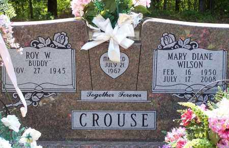 CROUSE, MARY DIANE - Grant County, Arkansas | MARY DIANE CROUSE - Arkansas Gravestone Photos