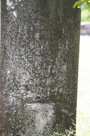 CROWSON, JAMES - Grant County, Arkansas   JAMES CROWSON - Arkansas Gravestone Photos