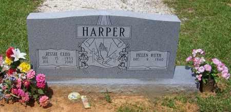 HARPER, JESSIE CLEO - Grant County, Arkansas | JESSIE CLEO HARPER - Arkansas Gravestone Photos