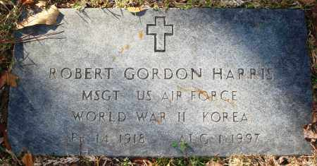 HARRIS (VETERAN 2 WARS), ROBERT GORDON - Grant County, Arkansas | ROBERT GORDON HARRIS (VETERAN 2 WARS) - Arkansas Gravestone Photos