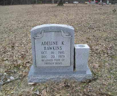 HAWKINS, ADELINE K. - Grant County, Arkansas | ADELINE K. HAWKINS - Arkansas Gravestone Photos