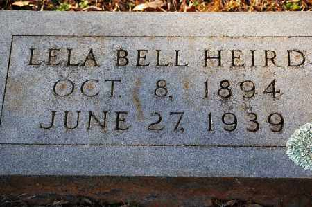 HEIRD, LELA BELL - Grant County, Arkansas | LELA BELL HEIRD - Arkansas Gravestone Photos