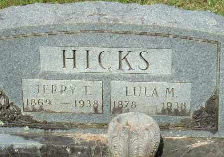 HICKS, JERRY T - Grant County, Arkansas | JERRY T HICKS - Arkansas Gravestone Photos