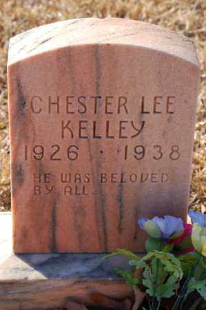 KELLEY, CHESTER LEE - Grant County, Arkansas | CHESTER LEE KELLEY - Arkansas Gravestone Photos