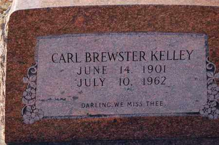 KELLEY, CARL BREWSTER - Grant County, Arkansas | CARL BREWSTER KELLEY - Arkansas Gravestone Photos