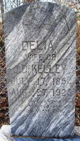 KELLEY, DELIA - Grant County, Arkansas | DELIA KELLEY - Arkansas Gravestone Photos
