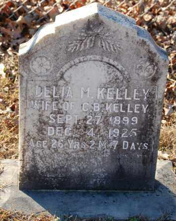 KELLEY, DELIA M. - Grant County, Arkansas | DELIA M. KELLEY - Arkansas Gravestone Photos