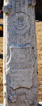 KELLEY, JAMES T. - Grant County, Arkansas | JAMES T. KELLEY - Arkansas Gravestone Photos