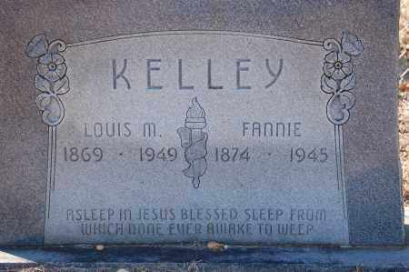 KELLEY, LOUIS M - Grant County, Arkansas | LOUIS M KELLEY - Arkansas Gravestone Photos