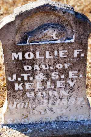 KELLEY, MOLLIE F. - Grant County, Arkansas | MOLLIE F. KELLEY - Arkansas Gravestone Photos