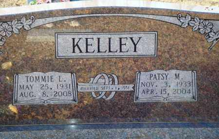 KELLEY, TOMMIE L - Grant County, Arkansas | TOMMIE L KELLEY - Arkansas Gravestone Photos
