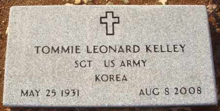 KELLEY (VETERAN KOR), TOMMIE LEONARD - Grant County, Arkansas | TOMMIE LEONARD KELLEY (VETERAN KOR) - Arkansas Gravestone Photos