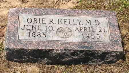KELLY, OBIE R., M.D. - Grant County, Arkansas | OBIE R., M.D. KELLY - Arkansas Gravestone Photos