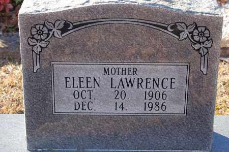 LAWRENCE, ELEEN - Grant County, Arkansas | ELEEN LAWRENCE - Arkansas Gravestone Photos