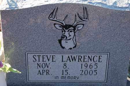 LAWRENCE, STEVE - Grant County, Arkansas   STEVE LAWRENCE - Arkansas Gravestone Photos