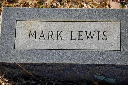 LEWIS, MARK E. - Grant County, Arkansas | MARK E. LEWIS - Arkansas Gravestone Photos