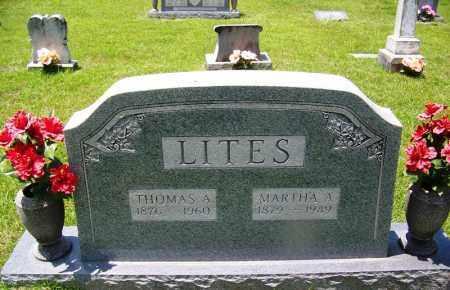 LITES, THOMAS A - Grant County, Arkansas | THOMAS A LITES - Arkansas Gravestone Photos