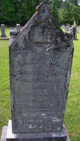 LOWE (VETERAN UNION), JAMES A - Grant County, Arkansas | JAMES A LOWE (VETERAN UNION) - Arkansas Gravestone Photos