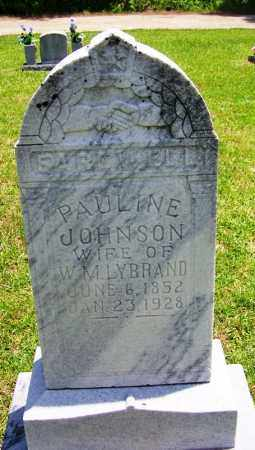 LYBRAND, PAULINE - Grant County, Arkansas | PAULINE LYBRAND - Arkansas Gravestone Photos