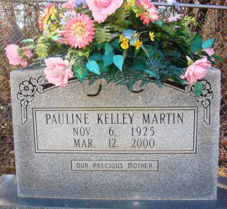 MARTIN, PAULINE - Grant County, Arkansas | PAULINE MARTIN - Arkansas Gravestone Photos