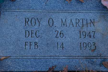 MARTIN, ROY O. - Grant County, Arkansas | ROY O. MARTIN - Arkansas Gravestone Photos