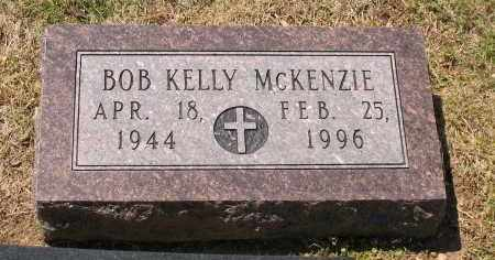 MCKENZIE, BOB KELLY - Grant County, Arkansas | BOB KELLY MCKENZIE - Arkansas Gravestone Photos