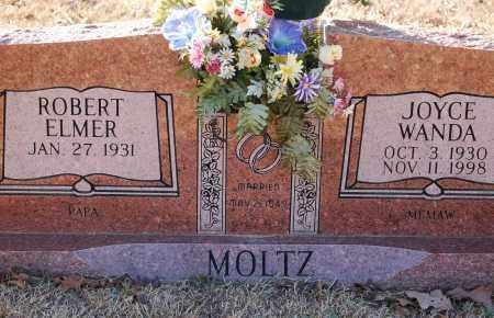 MOLTZ, JOYCE WANDA - Grant County, Arkansas | JOYCE WANDA MOLTZ - Arkansas Gravestone Photos