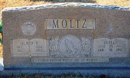 MOLTZ, ALMER E - Grant County, Arkansas | ALMER E MOLTZ - Arkansas Gravestone Photos