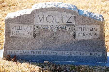 MOLTZ, WILLIAM - Grant County, Arkansas | WILLIAM MOLTZ - Arkansas Gravestone Photos