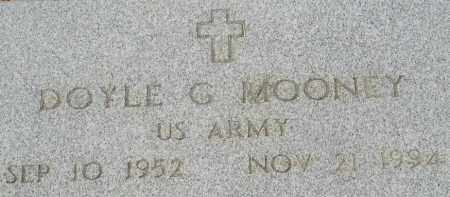MOONEY  (VETERAN), DOYLE - Grant County, Arkansas | DOYLE MOONEY  (VETERAN) - Arkansas Gravestone Photos