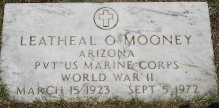 MOONEY  (VETERAN WWII), LEATHEAL - Grant County, Arkansas | LEATHEAL MOONEY  (VETERAN WWII) - Arkansas Gravestone Photos