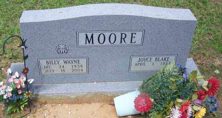 MOORE, BILLY WAYNE - Grant County, Arkansas | BILLY WAYNE MOORE - Arkansas Gravestone Photos