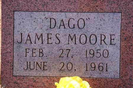 "MOORE, JAMES ""DAGO"" - Grant County, Arkansas 