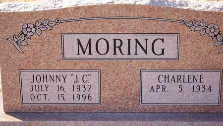 "MORING, JOHNNY ""J. C."" - Grant County, Arkansas 