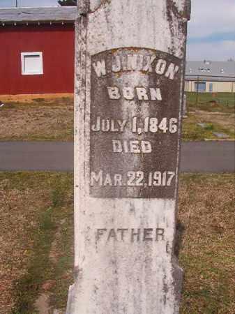NIXON, W J - Grant County, Arkansas | W J NIXON - Arkansas Gravestone Photos
