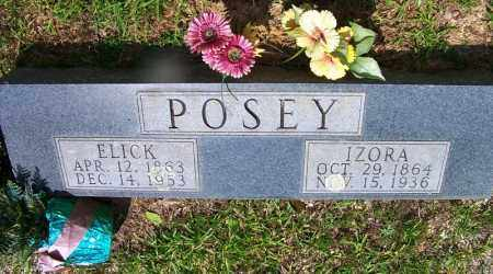 POSEY, IZORA - Grant County, Arkansas | IZORA POSEY - Arkansas Gravestone Photos