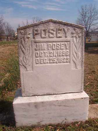 POSEY, JIM - Grant County, Arkansas | JIM POSEY - Arkansas Gravestone Photos