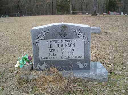 ROBINSON, ELBERT - Grant County, Arkansas | ELBERT ROBINSON - Arkansas Gravestone Photos