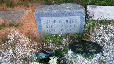 RODGERS, JIMMIE - Grant County, Arkansas | JIMMIE RODGERS - Arkansas Gravestone Photos