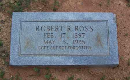 ROSS, ROBERT R - Grant County, Arkansas | ROBERT R ROSS - Arkansas Gravestone Photos
