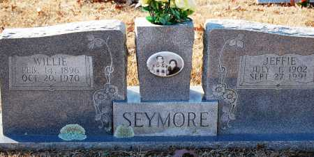 SEYMORE, WILLIE - Grant County, Arkansas | WILLIE SEYMORE - Arkansas Gravestone Photos
