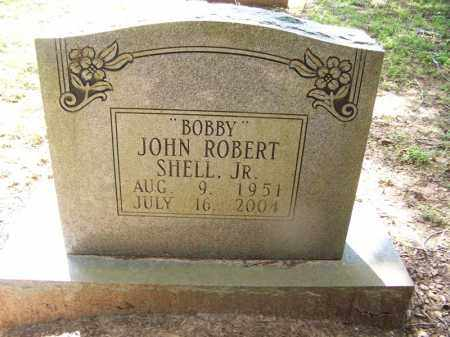 "SHELL, JR., JOHN ROBERT ""BOBBY"" - Grant County, Arkansas 