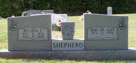 SHEPHERD, CECIL - Grant County, Arkansas | CECIL SHEPHERD - Arkansas Gravestone Photos