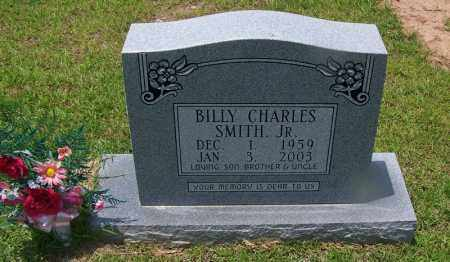 SMITH, JR., BILLY CHARLES - Grant County, Arkansas | BILLY CHARLES SMITH, JR. - Arkansas Gravestone Photos