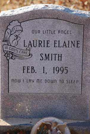 SMITH, LAURIE ELAINE - Grant County, Arkansas | LAURIE ELAINE SMITH - Arkansas Gravestone Photos
