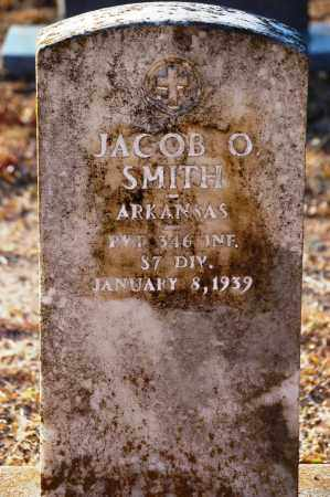 SMITH (VETERAN), JACOB O - Grant County, Arkansas | JACOB O SMITH (VETERAN) - Arkansas Gravestone Photos