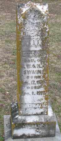 SWAIM, ETTER - Grant County, Arkansas | ETTER SWAIM - Arkansas Gravestone Photos