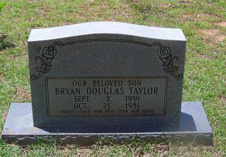 TAYLOR, BRYAN DOUGLAS - Grant County, Arkansas | BRYAN DOUGLAS TAYLOR - Arkansas Gravestone Photos