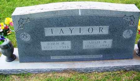 TAYLOR, JOHN M - Grant County, Arkansas | JOHN M TAYLOR - Arkansas Gravestone Photos