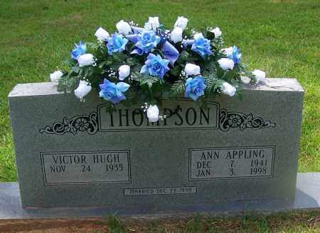APPLING THOMPSON, ANN - Grant County, Arkansas | ANN APPLING THOMPSON - Arkansas Gravestone Photos